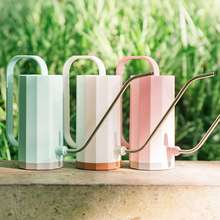 1.2L Long Mouth Watering Can Practical Flowers Gardening Tools Handle Plastic Plant Sprinkler Potted Home Kettle Irrigation