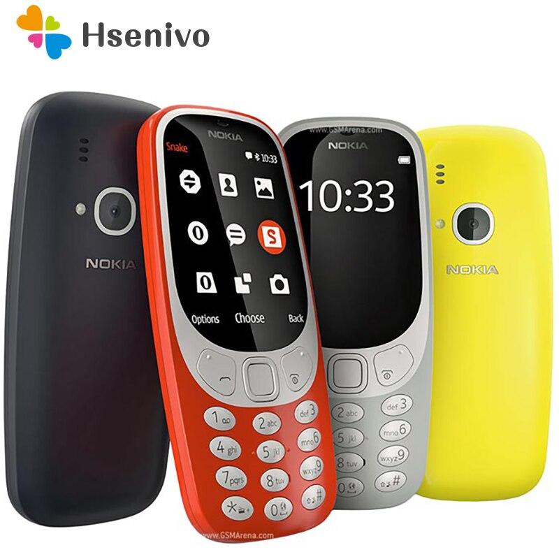 Original Nokia 3310(2017) Dual Sim 2.4