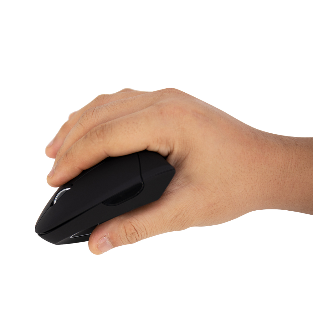 Wireless Mouse Vertical Gaming Mouse USB Computer Mice Ergonomic Desktop Upright Mouse 1600DPI for PC Laptop Office Home 5