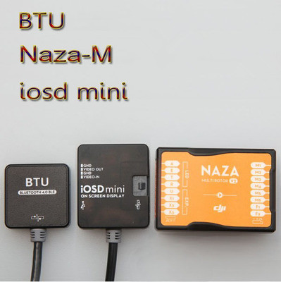 DJI Iosd Mini And Naza-M BTU Bluetooth Module OSD