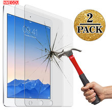 2PCS Screen Protector Tablets Case Glass Cover for Apple Ipad Mini 1 2 3 4 5 Air 5 6 I Pad Pro 11 10.5 9.7 Inch 2017 2018 Funda(China)