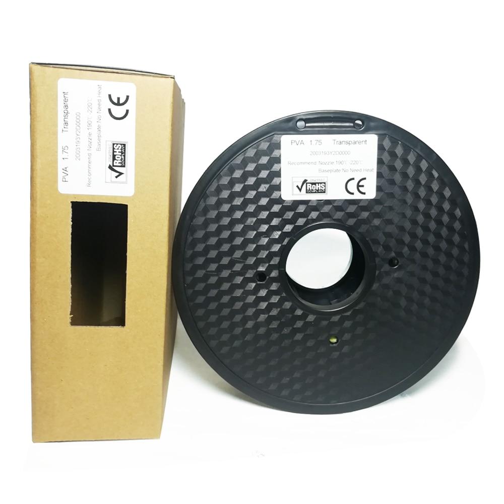 PVA 3D printer filament - 1.75mm - 1kg (Transparent) 7