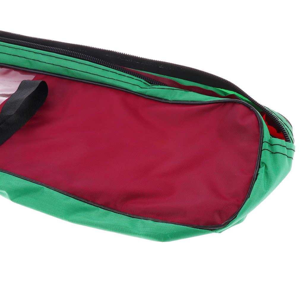 Çadır saklama çantası çadır sıkıştırma çantası yürüyüş ekipmanları taşıması kolay 60x5x12cm