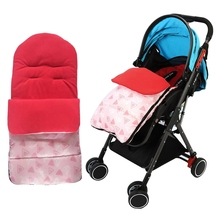 Foot-Cover Envelope Sleepsack Baby-Stroller-Accessories Winter Warm Thick for Wheelchair