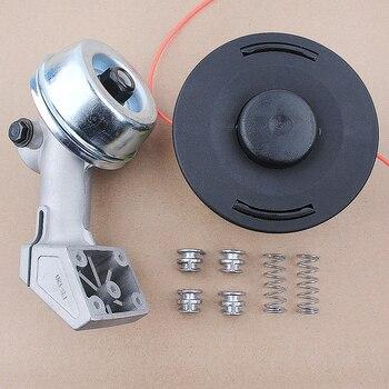 Trimmer Head GearBox Kit For Stihl FS120 FS120R FS200 FS200R FS250  FS130R FR220 Trimmer 41376400100 w Eyelet Sleeve Bump Spring