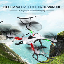 JJRC H31 RC Drone 2.4G Remote Control Quadcopter with camera Waterproof Headless mode 360° Tumbling One-click return Helicopter(China)