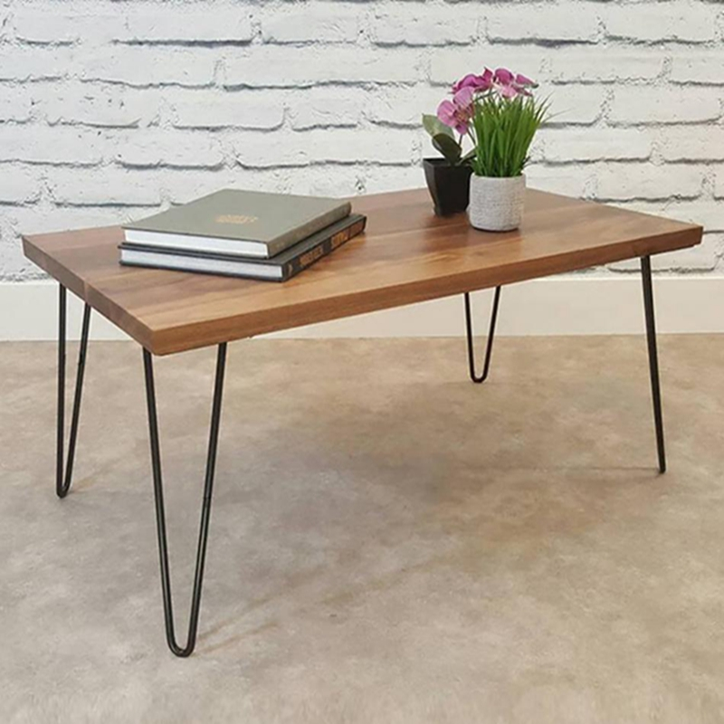 Hot Sale Home Creative Metal Hairpin Table Desk Leg Iron Support Leg For Sofa Cabinet Chairs DIY Handcrafts Furniture Hardware