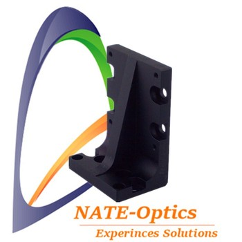 NT34OB Optical Right Angle Block Translation Stages Vertical Adapter Plate Optical Bench Right Angle Fixed Plate Height
