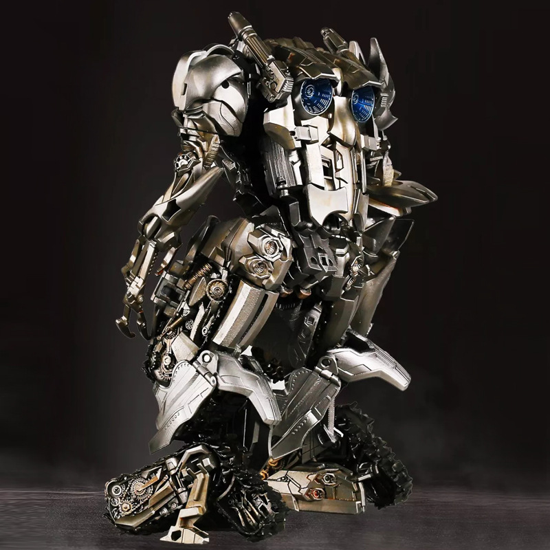 AOYI Transformers LS12 Megatron Magnifying alloy MPM08 Flight leader in stock