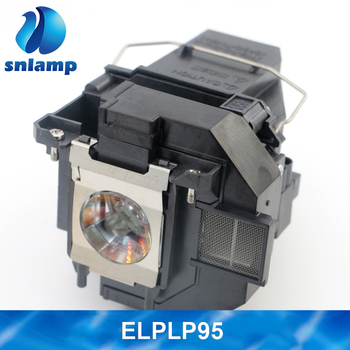 High quality with Housing ELPLP95 NSHA300SE Projector Lamp/Bulbs For PowerLite 5535U PowerLite 5530U EPSON Projectors