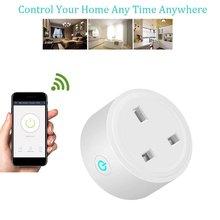 US Smart Plug Voice Control Home Plug with Google Home Support Alexa Smart Plug Wifi Smart Socket beewi smart plug bbp200 bbp200a1eu