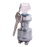 24V Ignition Switch Starter Cylinder For Forklift TS115R 84510 87010 1pc Car|Key Blanks|   -