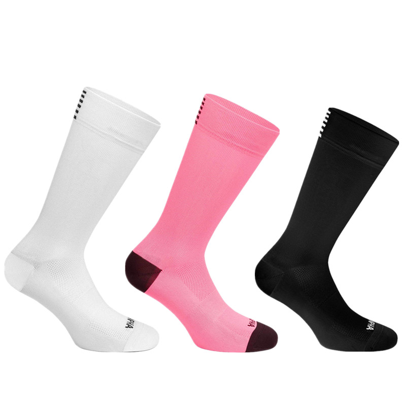 Calcetines Ciclismo Professional Rapha Sport Cycling Socks Men Women Breathable Road Bicycle Socks Outdoor Sports Racing Socks
