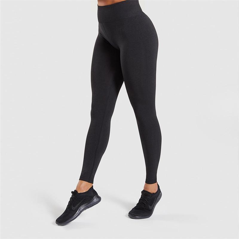 Clothing - Yoga High Waist Seamless Leggings