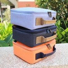 SUNNYLIFE Kratz Stoßfest Leinwand Lagerung Tragen Tasche Handtasche Fall Beutel für Selphy CP910 1200 Drucker Projektoren Projetor