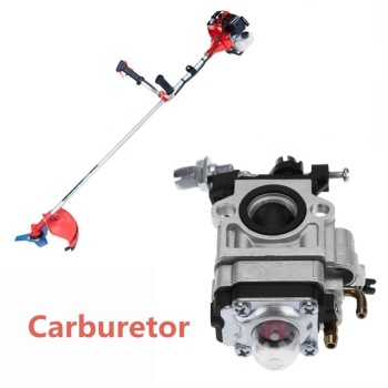 цена на Gasoline grass trimmer accessories carburetor brush cutter engine carburetor 40-5 44-5 43cc 52cc