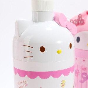 Image 5 - פלסטיק קישוטי דקורטיבי ילדי צעצועי מקלחת ג ל בקבוק הביקבוק בקבוק sanitizer יד בקבוק WJ01