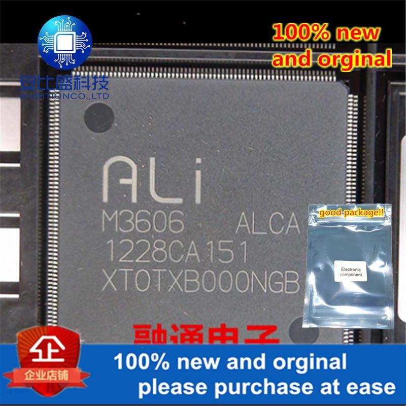 1pcs 100% New And Orginal M3606-ALCA QFP In Stock