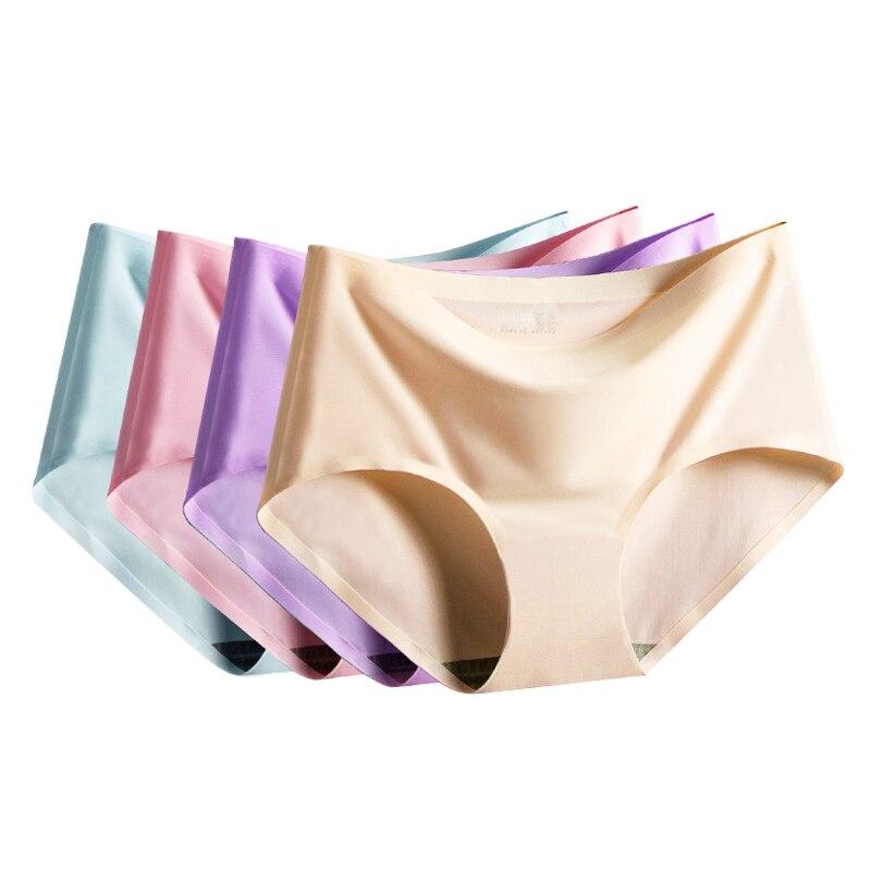 5 шт./лот горячая Распродажа 2021 сексуальное нижнее белье женские бесшовные трусики M L XL XXL 810