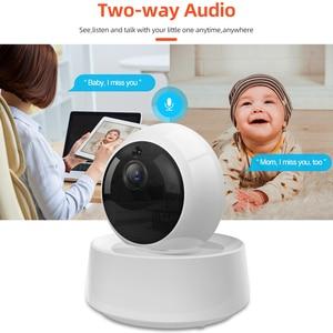 Image 3 - SONOFF GK 200MP2 B 1080P HD Wireless Smart Wifi Camera IP Mini Ewelink 360 IR Baby Monitor Security Alarm work with Google Home