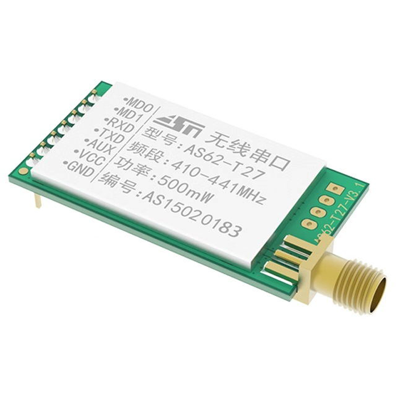 1 pair 433MHz SX1278 LORA Wireless rf Module with antenna Wholesale Wireless Data 6km Lora Radio Module UART transceiver FEC image