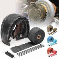 Turbo Hitteschild Turbocharger Deken Cover Voor T3 Turbo Behuizing Turbo T2 T25 T28 GT28 GT30 GT35|Turbochargers en onderdelen|   -