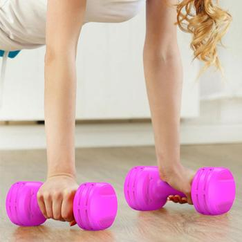 1Pair Fitness Dumbbells Weight Exercise Dumbbells For Men Women Home Office Daily Workout Strength