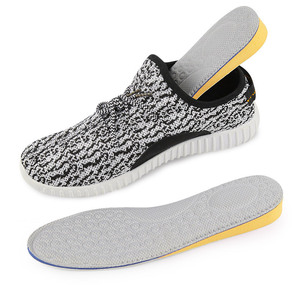 Image 4 - Height Increase Insole Shoe Inserts Sole Lifts Sports Insoles For Shoes Men Women Sweat Anti Slip Pad Sneakers Massage Insole