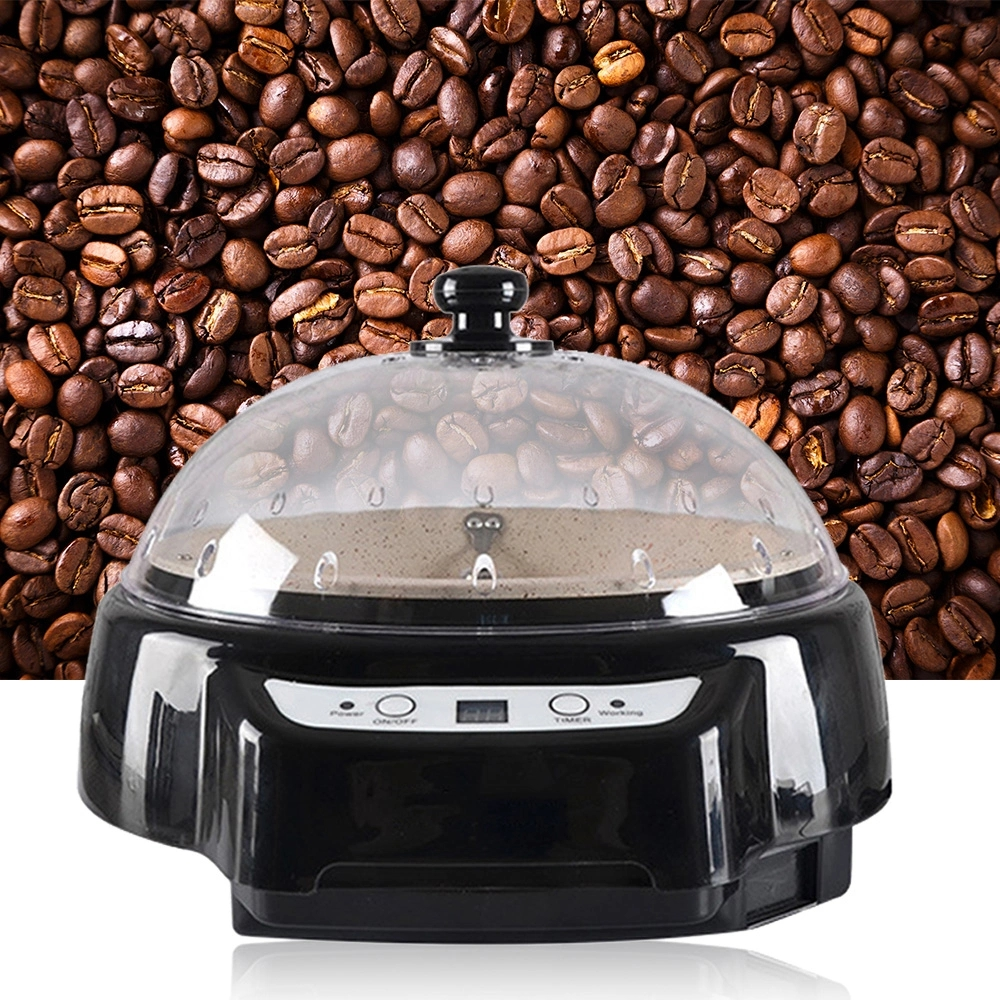 Electric Coffee Beans Home Coffee Roaster Machine Roasting 220V Non-Stick Baking Tools Household Grain Drying