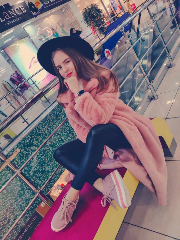 Fujin turnschuhe schuhe 2020 frühling mokassin Mode creepers schuhe dame müßiggänger Damen Slip Auf 5CM plattform Schuhe frauen wohnungen