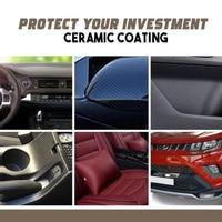 Plastic Part Retreading Agent Wax Car Dashboard Maintenance Care Leather Seat Nano 5
