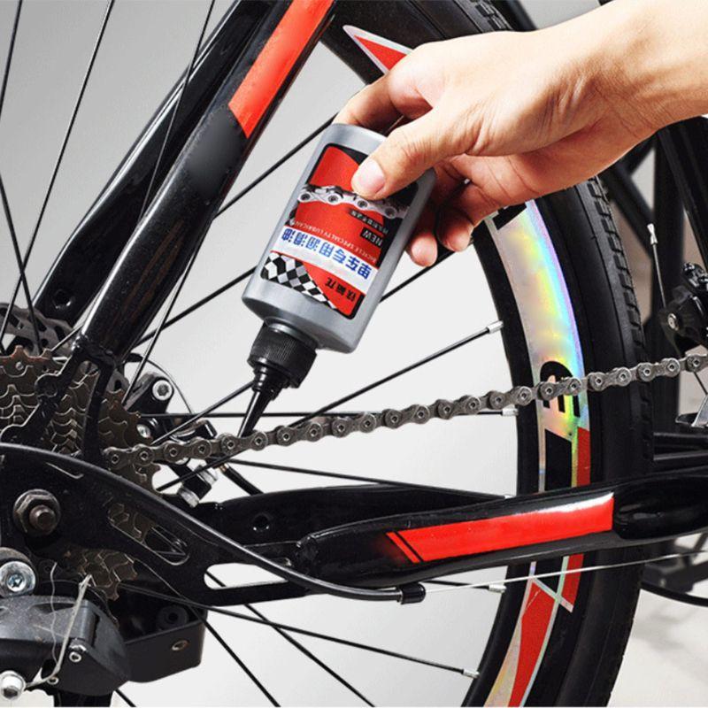 Смазка цепная 425E для велосипеда, специальное масло маховика для горных и дорожных велосипедов