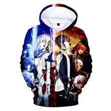 Anime Sweatshirts Our Leat Crusade Or The Rise OF A New World Hoodie Men/women Hoodies Manga Boys/girls Jehad Clothing