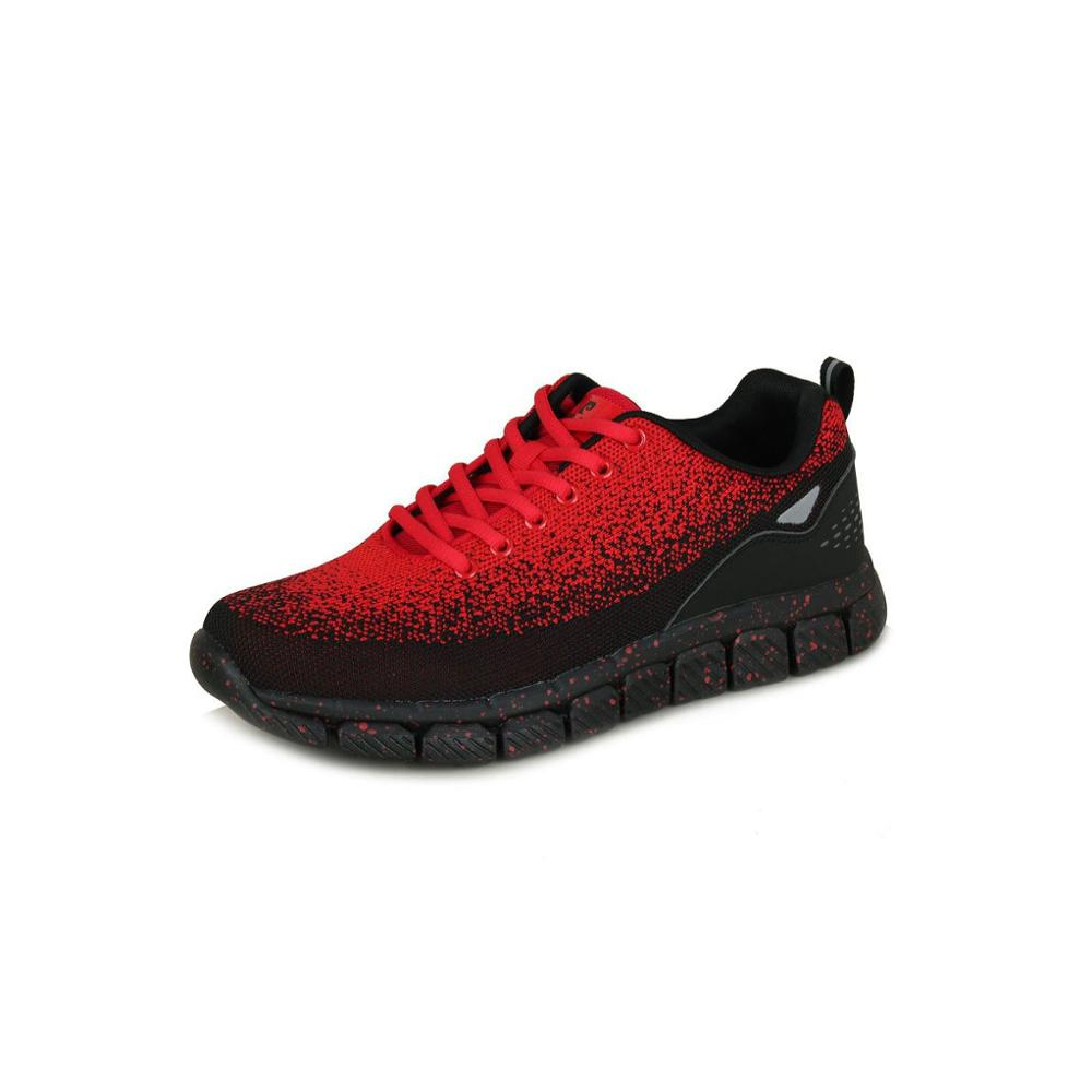 KMB/Men's Casual Running Shoes; Men's Sports Shoes;  Flat Men's Shoes; Breathable Mesh Large Size Spring Autumn Season Slip-ons