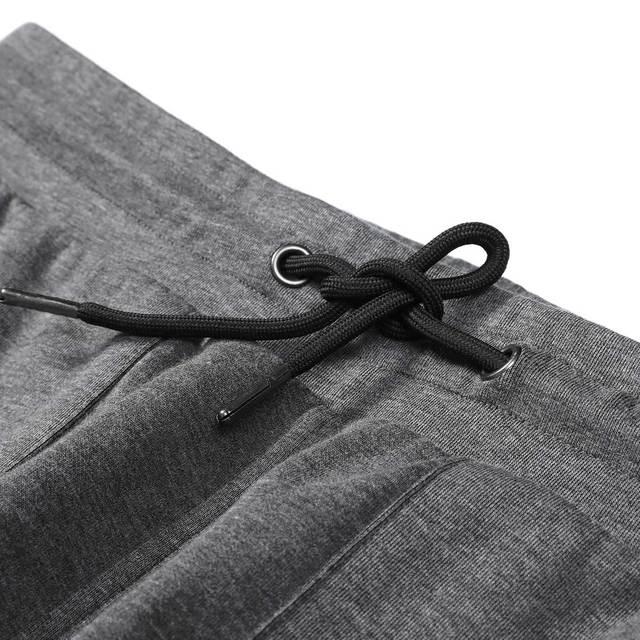 SIMWOOD 2021 Spring New Jogger Pants Men Slim Fit Drawstring Plus Size  Comfortable  Sweatpants SJ131141 4