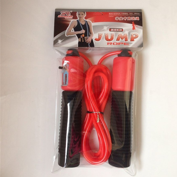 Students Count Sponge Jump Rope, Count Jump Rope, Sports Healthy Beauty Outdoor Jump Rope, Sports Supplies Gift