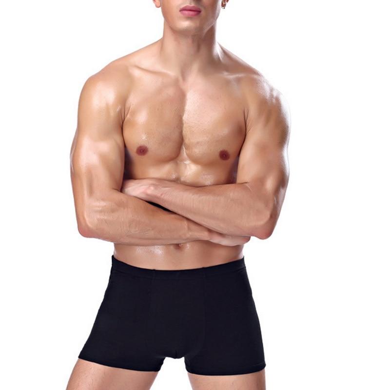 Men's Panties Short Breathable Shorts Boxers Underwear Men Cotton Boxers Shorts Home Underpants Men Underwear Boxer