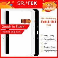 Srjtek Für Samsung Galaxy Tab 4 10 1 2015 T533 SM T533 Touch panel touchscreen Digitizer Glas Panels Tablet Ersatz Teile-in Tablett-LCDs und -Paneele aus Computer und Büro bei