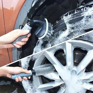 Image 1 - مخصصة الإطارات تنظيف و تنقية أدوات لتنظيف عجلة حافة قوي إزالة التلوث وحماية الإطارات أداة أساسية