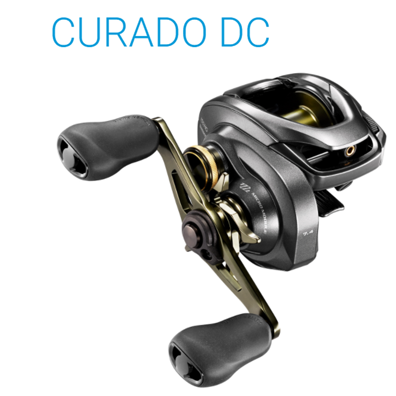 2018 Shimano Curado DC 150 151 150HG 151HG 150XG 151XG низкопрофильные катушки для приманки, 6,2: 1/7.4:1/8,5: 1 6 + 1BB|Рыболовные катушки|   | АлиЭкспресс
