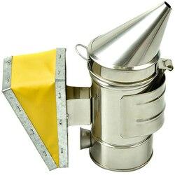 Pszczoła dym Maker instrukcja pszczoła ula zestaw z nadajnikiem narzędzie pszczelarskie sprzęt pszczelarski w Przybory pszczelarskie od Dom i ogród na