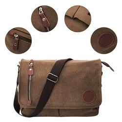2019 lona de couro crossbody sacos do mensageiro dos homens ombro para o homem bolsa bolsas qualidade designer luxo grande marca masculina