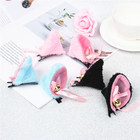Cat Ears With Bell H...