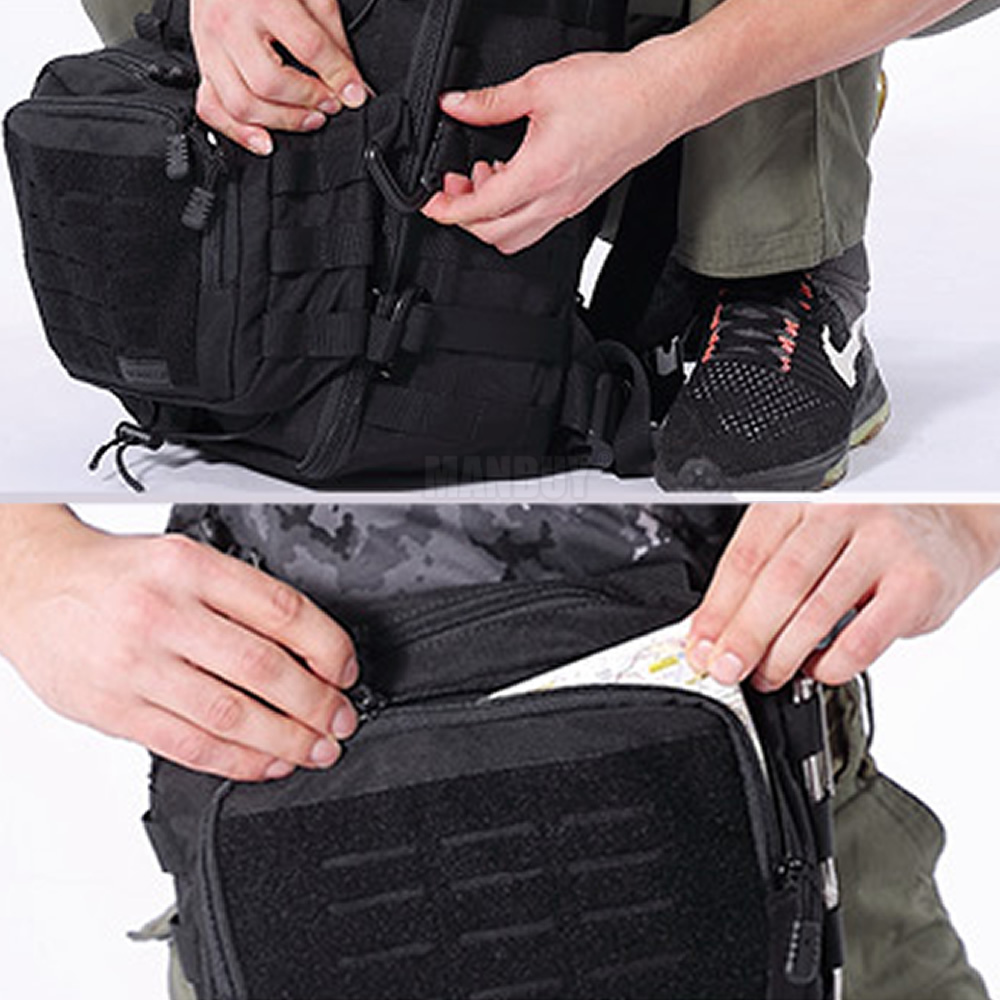2020 NITECORE NUP30 Multi-Purpose Utility Pouch Polyester Fabric Daily Package Outdoor Travel Running Camping Fishing Picnic Bag
