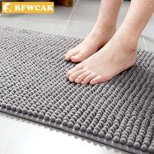 RFWCAK современный домашний нескользящий коврик, Впитывающий Коврик для ванной комнаты, спальни, гостиной, кухни, прихожей, коврик для двери