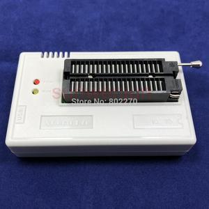 Image 3 - Czarna wersja V10.27 XGecu TL866II Plus programator USB 15000 + IC SPI Flash NAND EEPROM MCU PIC AVR + 6 sztuk ADAPTER + ekstraktor PLCC