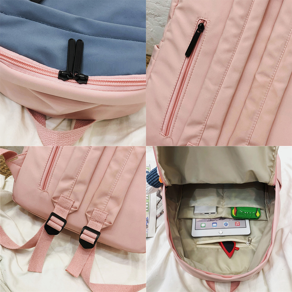 Women Cute Backpack Student School Bag 5