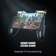 GameSir – manette de jeu Mobile F2, Joystick avec boutons de déclenchement de tir, pour iOS et Android PUBG
