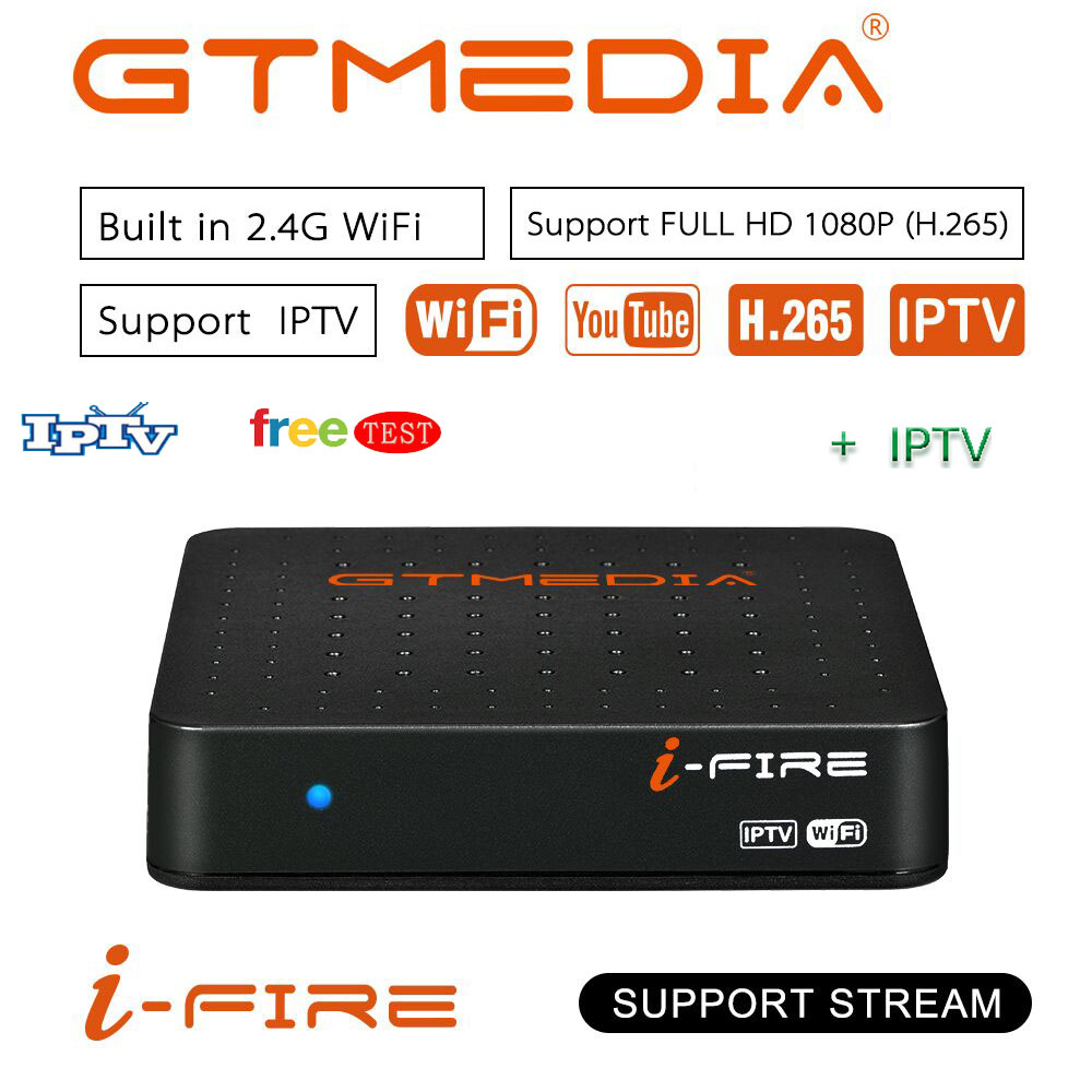 IPTV Subscription Code IPTV Sweden Arabic Germany France <font><b>Belgium</b></font> Spain Italy Turkey IPTV with iFire IPTV Box For Android TV Box image