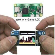 LCD Touchscreen Raspberry Pi Zero-W Mini for 3B/3B